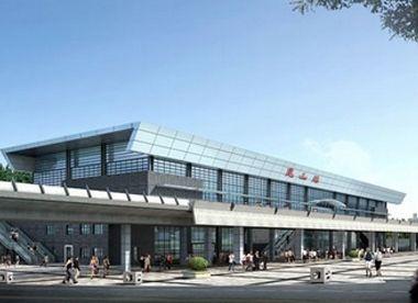 中大空调合作项目之昆山火车站