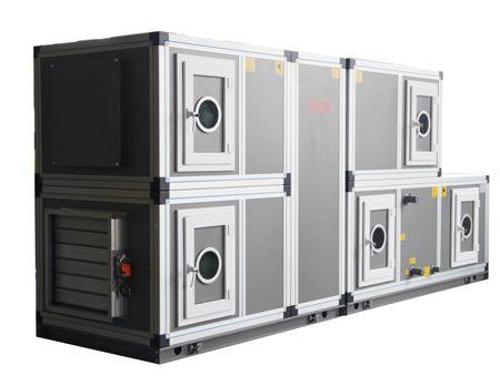 多功能段空调机组空气净化机组