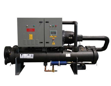 满液式地源热泵机组系列