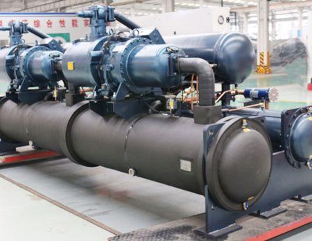 降膜式地源热泵系列