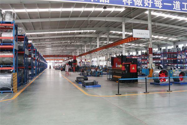 集团设备生产车间