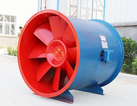 XGF消防轴流排烟风机