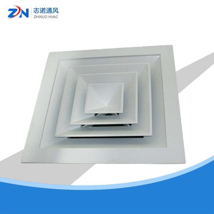 方形铝合金散流器